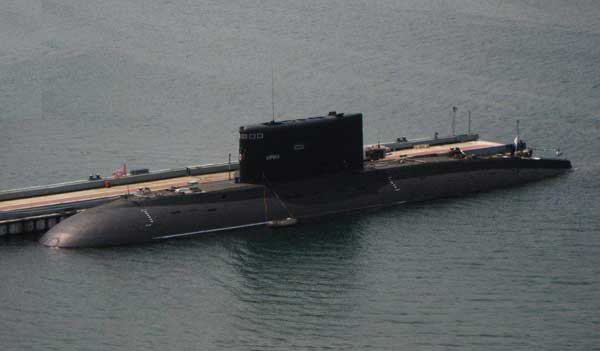 подводная лодка проекта варшавянка видео
