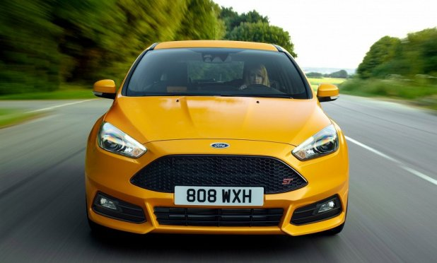���������� ������������ Ford Focus ST